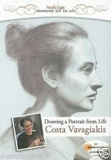 Drawing a Portrait from Life Beyond just the basics with Costas Vavagiakis DVD