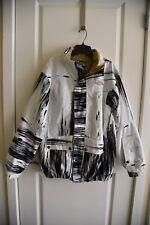 Mens The North Face Cryptic HyVent Recco Coat Shell Jacket Ski Snowboard Medium