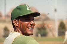 1970 Bert Campaneris OAKLAND A'S - 35mm Baseball Slide