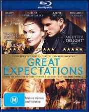 GREAT EXPECTATIONS New Blu-Ray JEREMY IRVINE HOLLIDAY GRAINGER ***