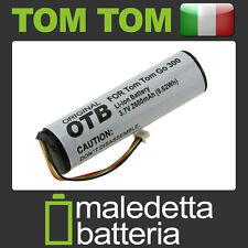 go_300 Batteria Alta Qualità per TomTom Go 710 Go 910 Go Classic (KS9)