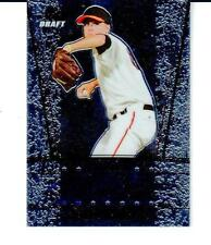 2011 Leaf Draft # AU-HH1 Heath Hembree SF Giants, Boston Red Sox Auto