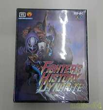 Neo Geo AES Fighter's History Dynamite Karnov's Revege SNK Fighters Japan Import