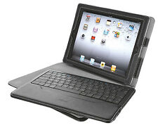 Trust 18443 Executive Tasche Hülle Etui mit Bluetooth Tastatur Apple iPad 2 3 4