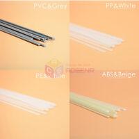 50Pcs ABS/PP/PE/PVC Plastic Welding Rods Welding Sticks for Hot Air Gun Welder