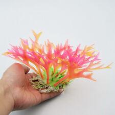Fish Tank Landscape Aquarium Accessories Decoration Simulation Water Coral Weeds