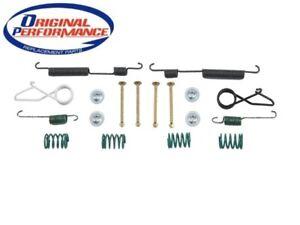 Fits Hyundai Sonata Kia Optima Drum Brake Hardware Kit Rear OPparts 61223006