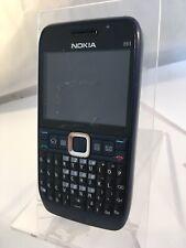 Incomplete Nokia E63-1 RM-437 Blue&Black Unlocked Network Mobile Phone