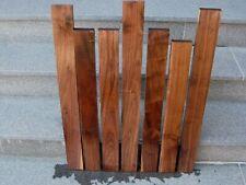 Nussbaum Bretter 7 Stück Reste