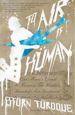 Al aire es humano: un hombre la búsqueda para convertirse en el guitarrista de aire más grandes del mundo, T