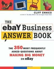 The eBay Business Answer Book: The 350 Most Frequently Asked Questions About…
