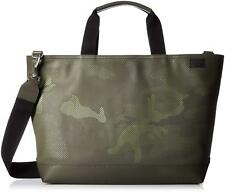 Jack Spade New Coal Bag CAMO DOTS in ARMY GREEN BRAND NEW WITH TAGS!