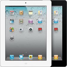 Apple iPad 2, 3 & 4 16GB / 32Gb / 64GB WiFi Only, AT&T & Verizon