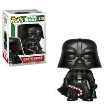 Star Wars - Darth Vader with Candy Cane Christmas Pop! Vinyl - NEAR MINT 9/10