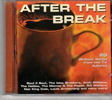 (EV394) After The Break, 20 tracks various artists - 1997 CD