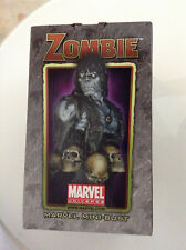 MARVEL BOWEN ZOMBIE BUST #692/700 MIB(AVENGERS MONSTERS UNLEASHED SPIDER-MAN 123
