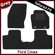 Ford C-Max Mk2 2011 onwards Tailored Fitted Carpet Car Floor  Mats GREY