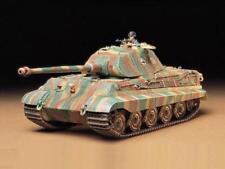 Tamiya Models King Tiger (Porsche Turret)