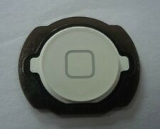 Home Button With Space Rubber Spare Parts For iPod Touch 4th Gen iTouch 4G