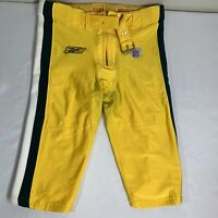 Authentic NFL Pants Green Bay Packers Team Issue Football Men's 36 Berlin, WI
