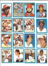 1982 O-Pee-Chee Baseball Sticker Juan Eichelberger #97 San Diego Padres *MINT*