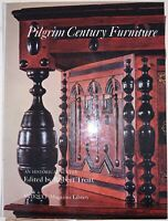 SIGNED, FIRST ED, 1976, PILGRIM CENTURY FURNITURE, by ROBERT TRENT, ANTIQUES