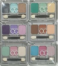 OUTDOOR GIRL BY MAX FACTOR EYE SHADOW EYESHADOW PALETTE DUO TRIO WITH APPLICATOR