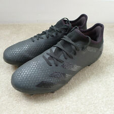 Adidas Predator Firm Ground Football Boots Demonscale Black UK8