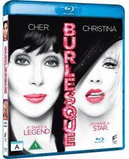 Burlesque Blu Ray