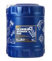 MANNOL 10L DEXRON III 3 Automatic Transmission Fluid ATF Ford Mercon V MB 236.1
