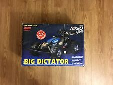 Nikko Big Dictator RC Car