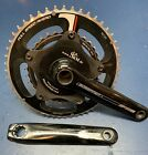 SRM Power Meter FSA Gossamer 170mm Cranks (53/39 and 50/34 Chain Rings Included)