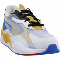 Puma Rs-X3 Color X Sonic Lace Up    Toddler Boys  Sneakers Shoes Casual   -
