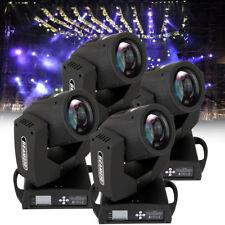 4 X 7R Sharpy 230W Zoom Moving Head Beam Light 8 Prism DJ Stage Lighting Xmas
