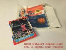 Cartes de basketball moderne (1970-auj.) chicago bulls
