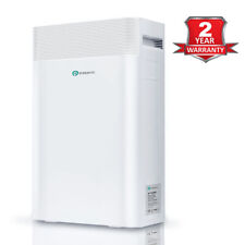 PureMate® 5-in-1 Air Purifier with True HEPA Filter, Carbon & Negative Ions