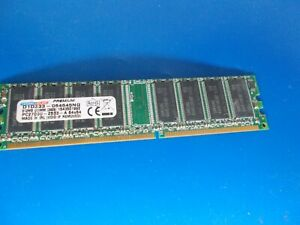 DESK TOP, RAM, DANE-ELEC, 512MB, DESKTOP RAM, DDR. 333, CL2.5 ….GOLDEN  OLDIE  R
