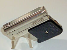 "IMCO ""6900 GUNLITE"" PETROL AUTOMATIC LIGHTER - PISTOLENFEUERZEUG - 1960 -AUSTRIA"