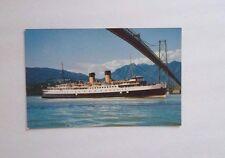 Vintage Postcard CPR Princess Patricia Canada