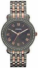 Fossil Stainless Steel Strap Analog Wristwatches