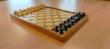 Tactile Wooden Chess Set / Board - Ideal for those with a Visual Impairment