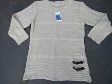 Chunky, Cable Knit Polyester Hand-wash Only Plus Size Jumpers & Cardigans for Women