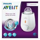 Philips Avent Fast Baby Bottle Warmer - SCF35500 - Excellent