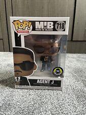 Funko Pop Movies Men In Black #718 Agent J New Popcultcha Supernova con sticker