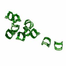 KCNC Cable Housing Clip , Green