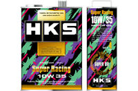 HKS SUPER RACING ENGINE OIL 5L 7.5W35 FULL SYNTHETIC for NISSAN PULSAR GTIR SSS