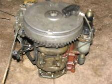 EVINRUDE Johnson OMC 9 1/2 hp Motor Head