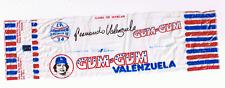 Fernando Valenzuela Gum Wrapper Los Angeles Dodgers