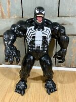 "Exclusive Disney Store Venom Talking Action Figure Marvel Large 15""  Spider-Man"