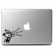 "Minion Bee Doo Vinyl Sticker Skin Decal for Macbook Air Pro 11 13 15 17"" Laptop"